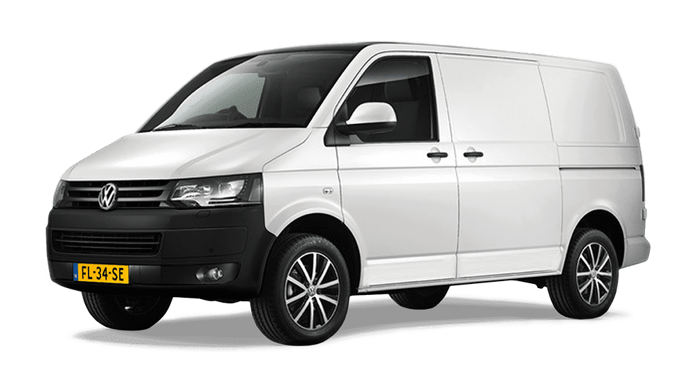 Populaire financial leaseauto volkswagen transporter