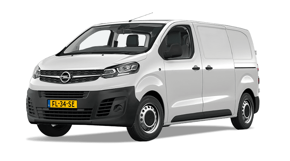 Populaire financial leaseauto opel vivaro