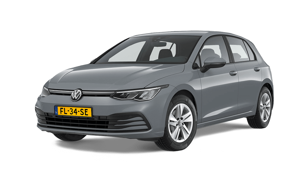 Populaire financial leaseauto volkswagen golf
