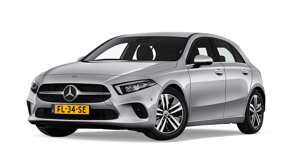 Populaire financial leaseauto mecedes benz a-klasse