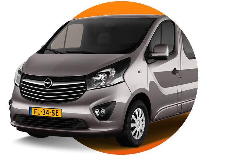 Opel Vivaro scherpe lease deal