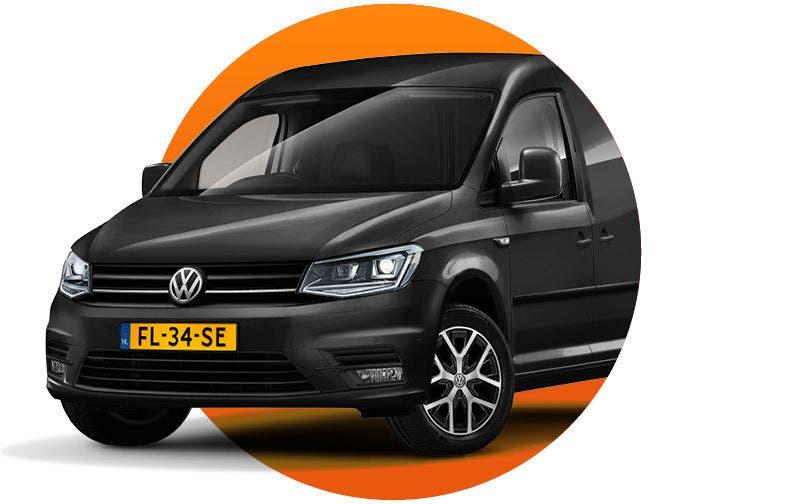 Volkswagen Caddy scherpe lease deal