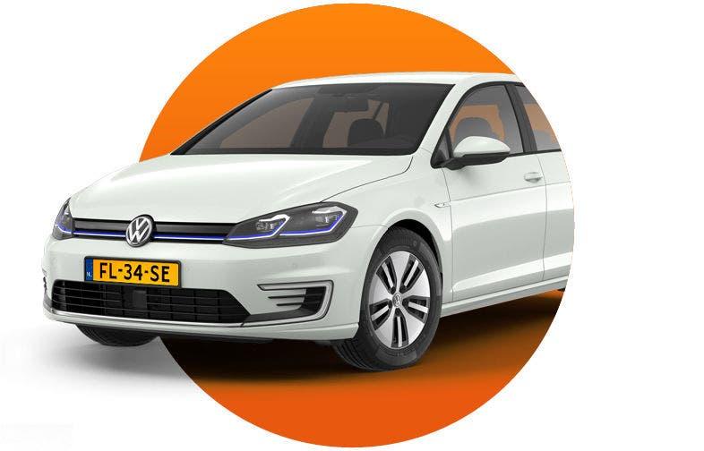 Volkswagen Golf scherpe lease deal