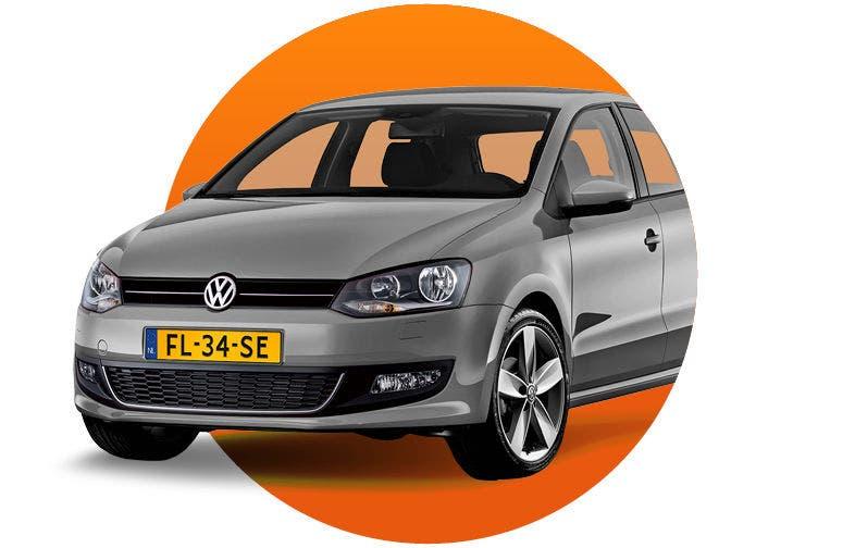 Volkswagen Polo scherpe lease deal