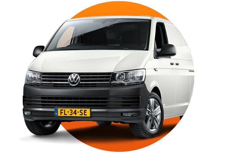 Volkswagen Transporter scherpe lease deal