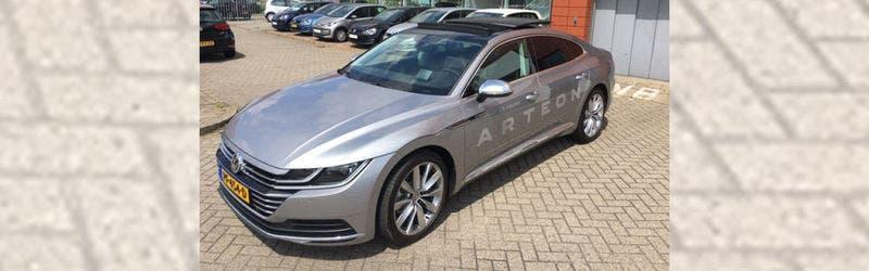 FinancialLease.nl test de Volkswagen Arteon