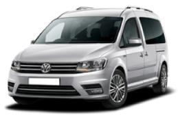 Volkswagen Caddy financial leasen vanaf €111 per maand
