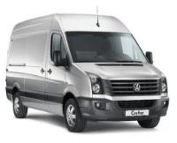Volkswagen Crafter financial leasen vanaf €170 per maand