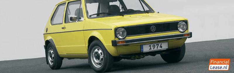 De geschiedenis van de volkswagen golf