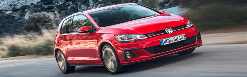 De nieuwe Volkswagen Golf GTI Performance
