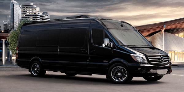 Mercedes Sprinter - de top 5 bedrijfsauto's van de maand februari