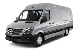 Mercedes Sprinter financial leasen vanaf €190 per maand