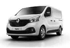Renault Trafic financial leasen vanaf €136 per maand
