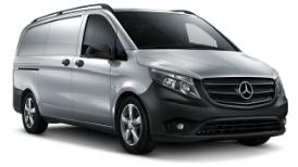 Mercedes Vito financial leasen vanaf €160 per maand