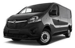 Opel Vivaro financial leasen vanaf €135 per maand
