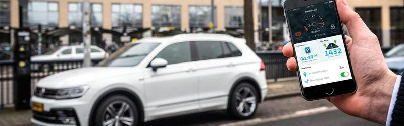 Volkswagen parkeerkosten