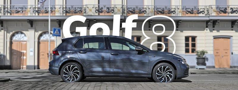 Nieuwe Volkswagen Golf 8