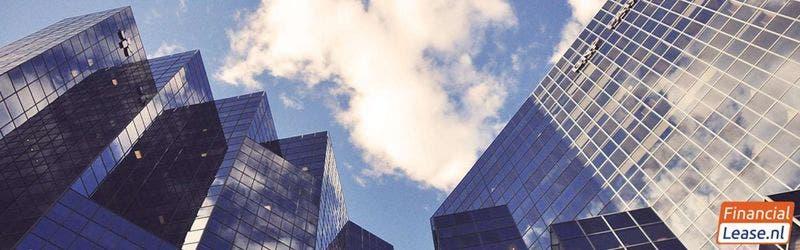 Het verschil tussen de huisbank en Financial Lease