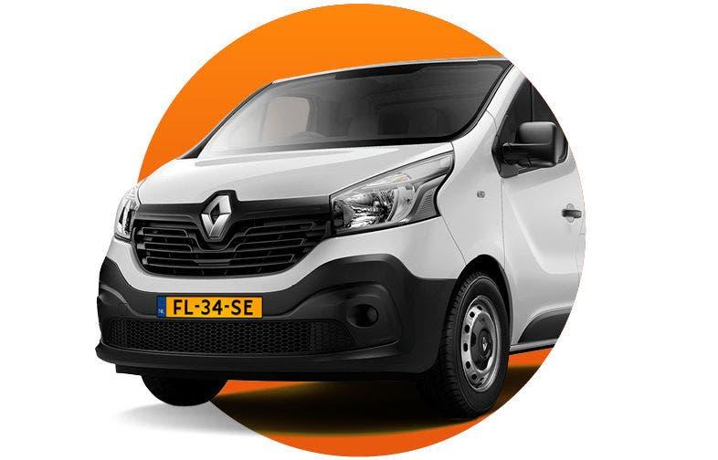 Renault Trafic scherpe lease deal